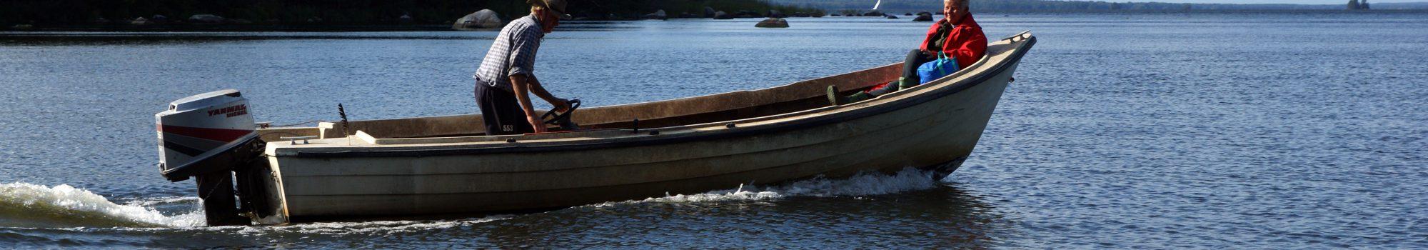 Båtunderhåll